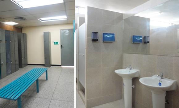 Imagenes De Baños Nuevos:como parte de las inversiones y mejoras que venezolana de cementos