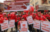 Venezolana de Cementos presente en Marcha Antiimperialista