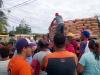 En Ciudad Guayana el cemento sigue llegando al pueblo