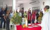 Cementeros rezan por la salud del Presidente Chávez