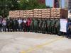 Venezolana de Cementos realiza operativo para funcionarios del Destacamento 35 GNB