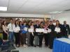 Planta Mara entrega certificados de capacitación a fiscales del Ministerio Público