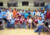 Gran final del Torneo Interdepartamental Mixto de Boliche de Planta Pertigalete