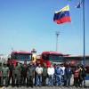 Operativo  de cemento atendió a trabajadores del Comando de Guardacostas en Guanta