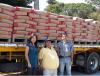 Guardia Nacional Bolivariana recibe donativo de Venezolana de Cementos en Guayana