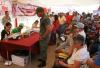 Venezolana de Cementos llevó cemento a precio justo a Los Próceres