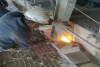 Efectuadas reparaciones estructurales en apilador de línea caliza de Pertigalete