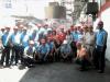 Más trabajadores de Venezolana de Cementos conocen experiencia de Industrias Diana