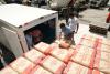 Mega operativo de venta de cemento al detal en Miranda