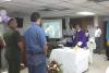 Planta Mara rindió tributo al Comandante Eterno
