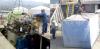 Montaje de compresores de descarga en motonave Lolland