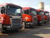 Nuevos camiones para Frente de Transporte Guayana