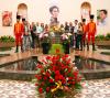 Venezolana de Cementos conmemoró primer año de la siembra del Comandante en el Día de la Industria Nacional