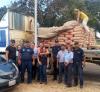 Trabajadores de Sidor y 171 Bolívar reciben cemento a precio socialista