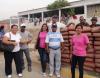 Planta Pertigalete continúa llevando cemento a familias del Oriente del país