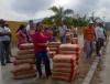 Venezolana de Cementos lleva cemento a precio justo a El Vigía