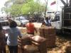 Operativos de cemento llevaron más de 54 mil sacos a familias del estado Bolívar