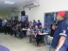 Presidente de la Corporación Socialista del Cemento visita a los trabajadores de Planta Lara