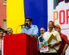Venezolana de Cementos presente en marcha por la paz de la GMVV