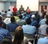 Nuevo presidente de Venezolana de Cementos se reunió con trabajadores