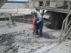 Trabajos de Limpieza en el Silo 10 de Planta Guayana