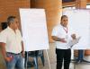 Trabajadores y trabajadoras de Venezolana de Cementos discuten Plan de la Patria en la Torre Corporativa