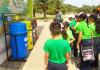 Venezolana de Cementos en Pertigalete realiza jornada de reciclaje con Inparques