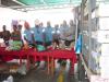 Venezolana de Cementos realiza jornada Mercal en el Terminal Catia la Mar