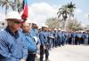 Venezolana de Cementos rinde honores al Comandante Presidente