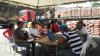 Sector laboral sigue recibiendo cemento con operativos institucionales en Zona Centro